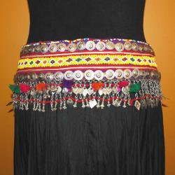 Afghan Kuch- belly dane belt - SEK 710