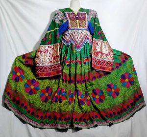 Tribal Kuch dress - SEK 2600