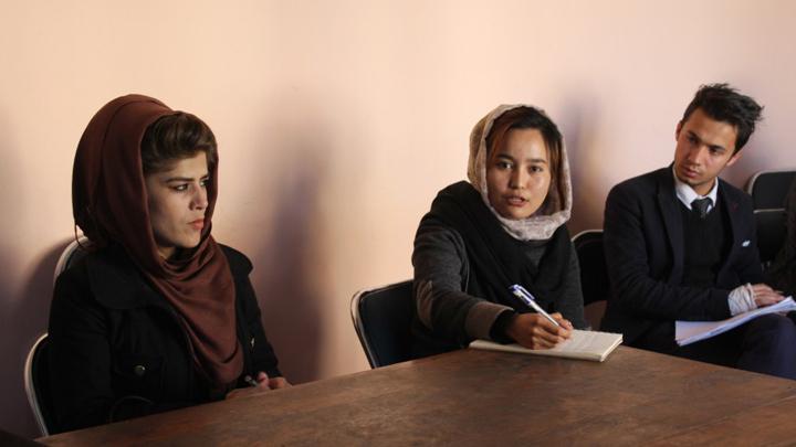 Hoppet i Kabul är kvar